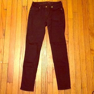 Excellent condition black Kate Spade jeans